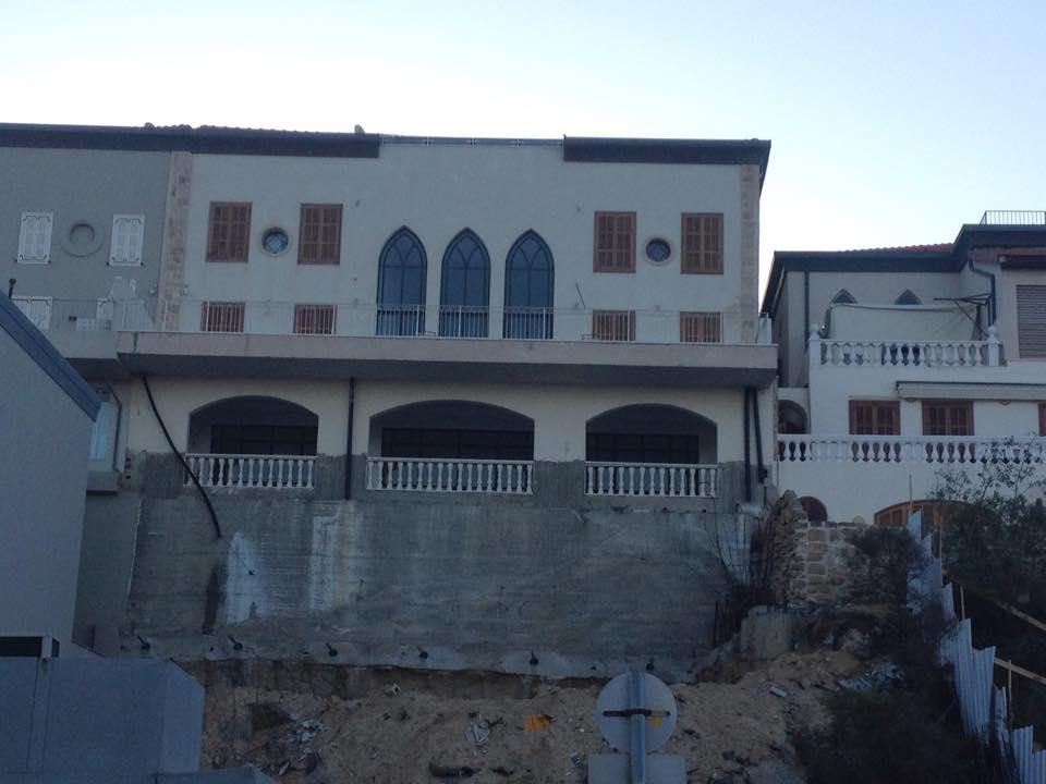בית לשימור - רחוב הצדף יפו2